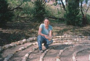 Building Labyrinth Process